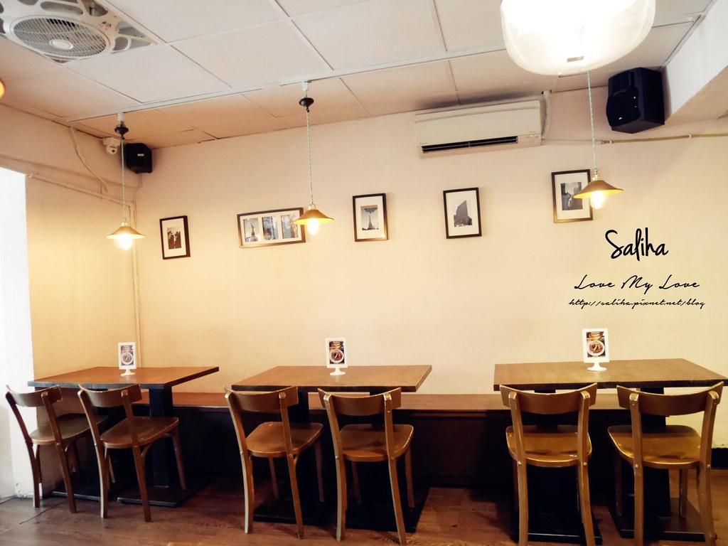 台北公館台電大樓站餐廳推薦Chelseas雀兒小餐館 (1)