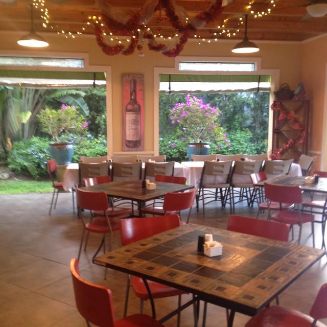 Garden Café, Sebring, FL