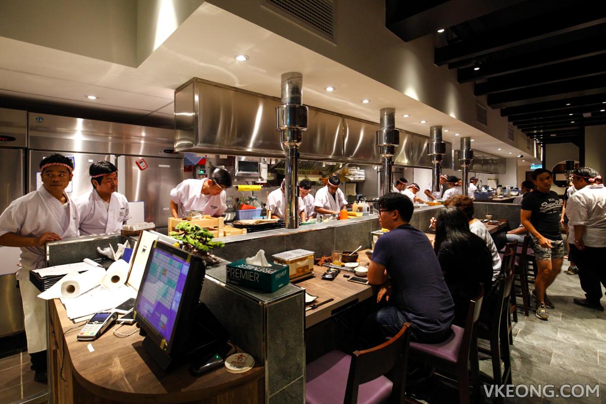 Shin Nihon Yakiniku & Japanese Restaurant @ Desa Sri Hartamas