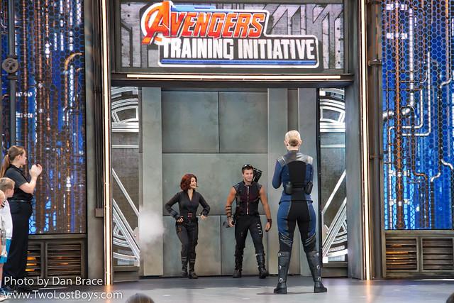 Avengers Training Initiative