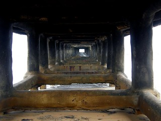 Valiyathura Pier, Trivandrum