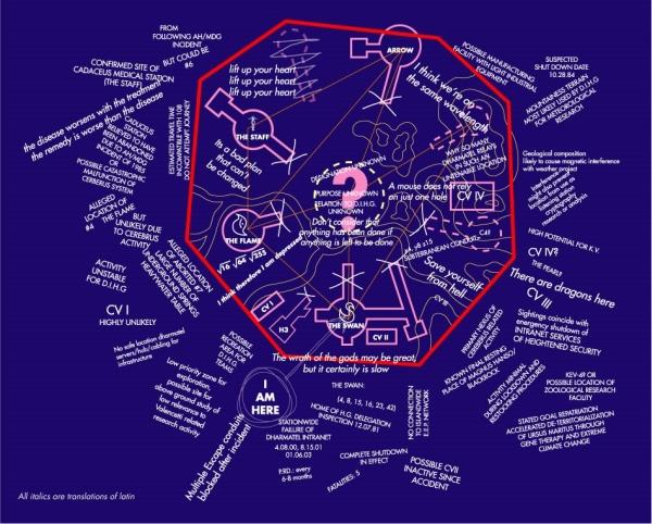 La théorie sur l'œil de verre et la vidéo cachée dans le hatch Arrow 36031836592_e24893937d_o