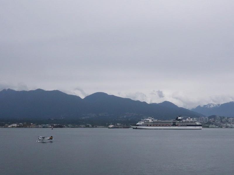 Vancouver cruise seaplane