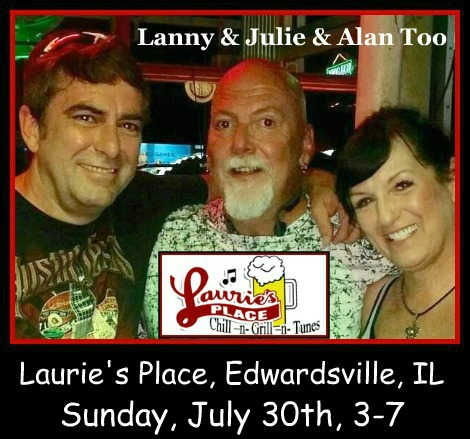 Lanny & Julie & Alan Too 7-30-17