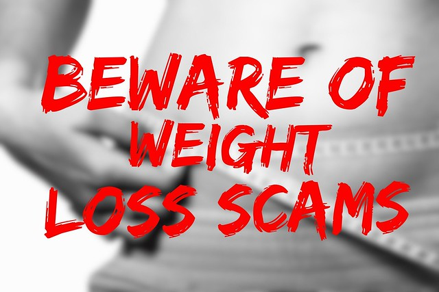 weight loss scams