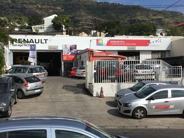 Garage Nouvelle Carrosserie Dionysienne