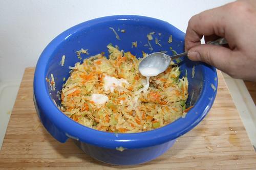 37 - Kartoffelstärke dazu geben / Add potato starch
