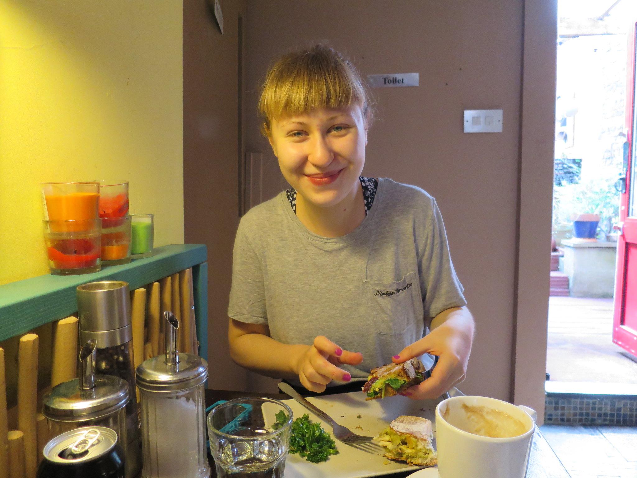 Hello Im Clo London food blogger, 9