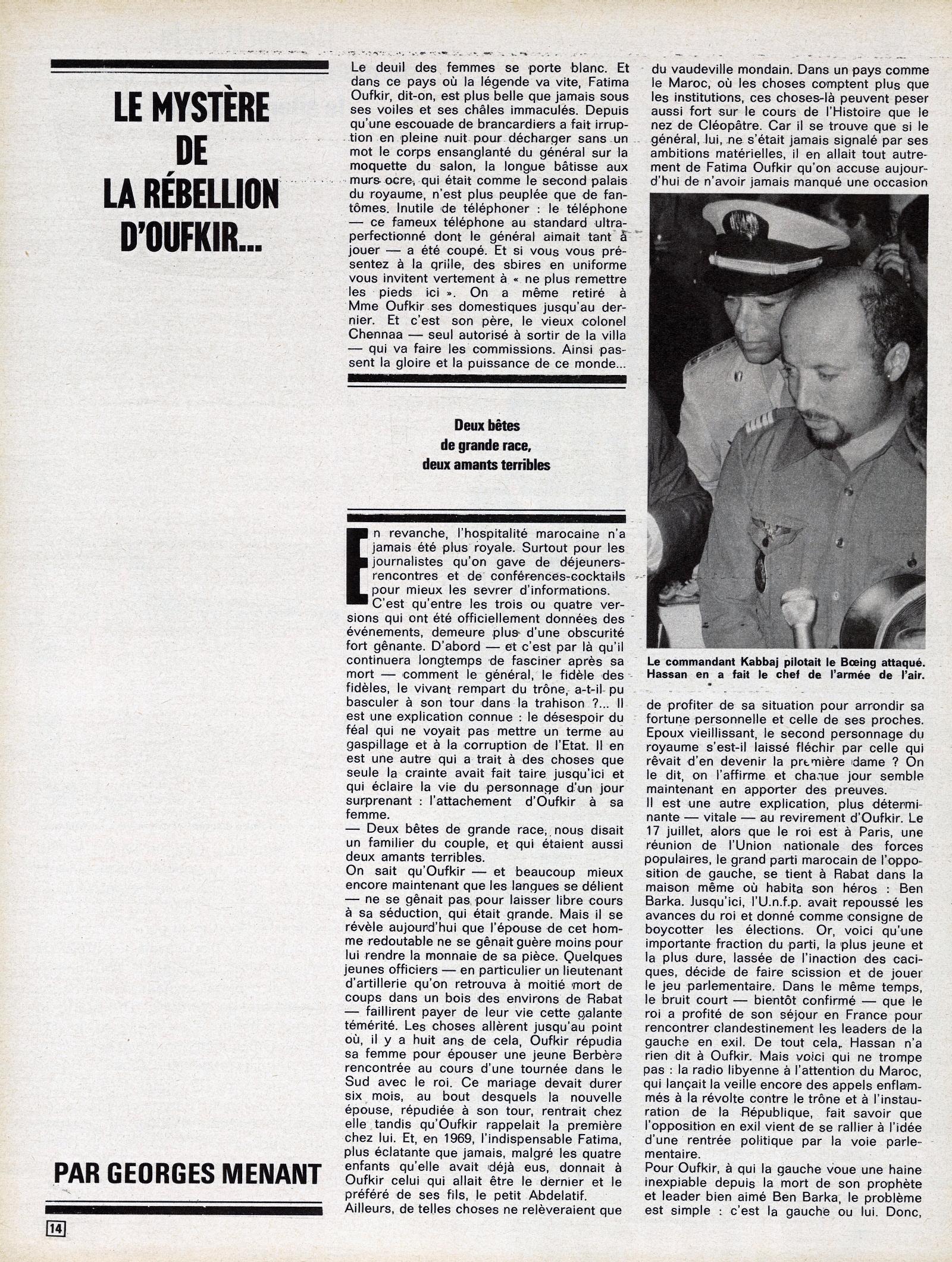 Tentative de coup d'État Boeing Royal vs F-5A/B Opération Borak le 16 août 1972 36090604986_ba40d0701e_o