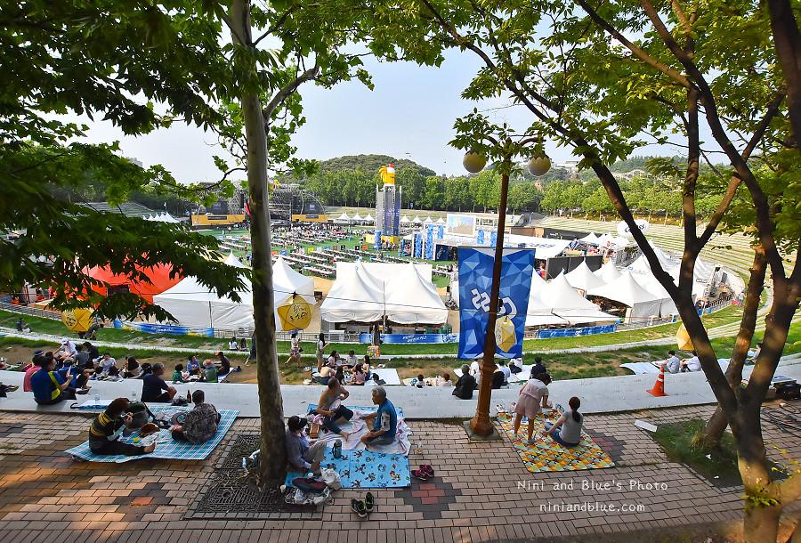 韓國大邱炸雞啤酒節旅遊景點23