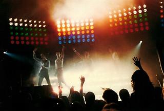 Queen live @ Dallas - 1980