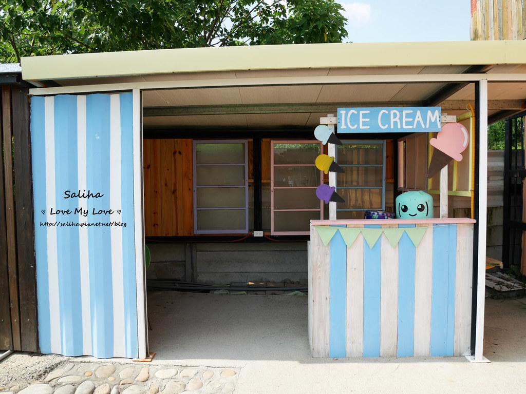 台中沙鹿區旅遊一日遊景點推薦好好小館彩色貨櫃屋 (9)