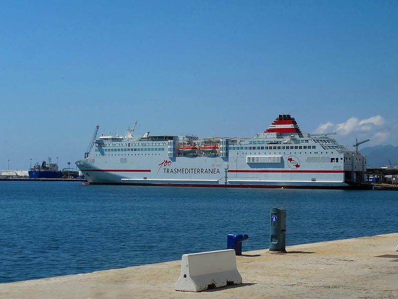 Malaga Ferry to Melilla