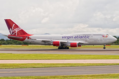Virgin Atlantic | G-VGAL