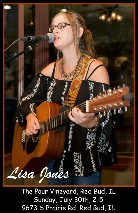 Lisa Jones 7-30-17
