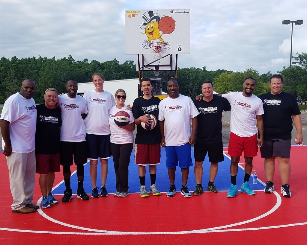 The Gus Macker Tournament Comes To Meridian Township For The First Time