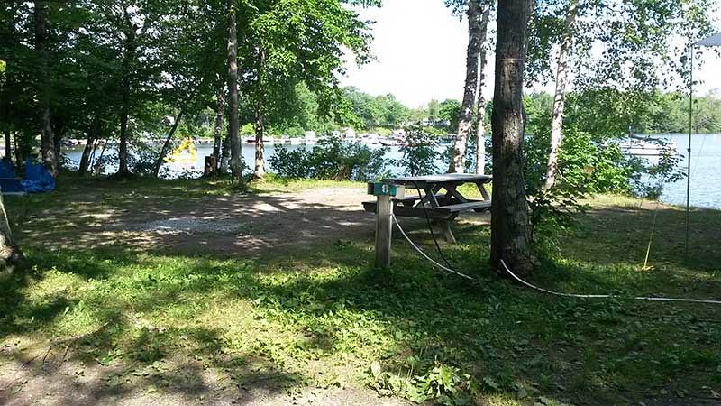 Camping Plage de la Baie (94)