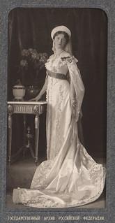 Grand Duchess Olga Nicholaevna .1913.