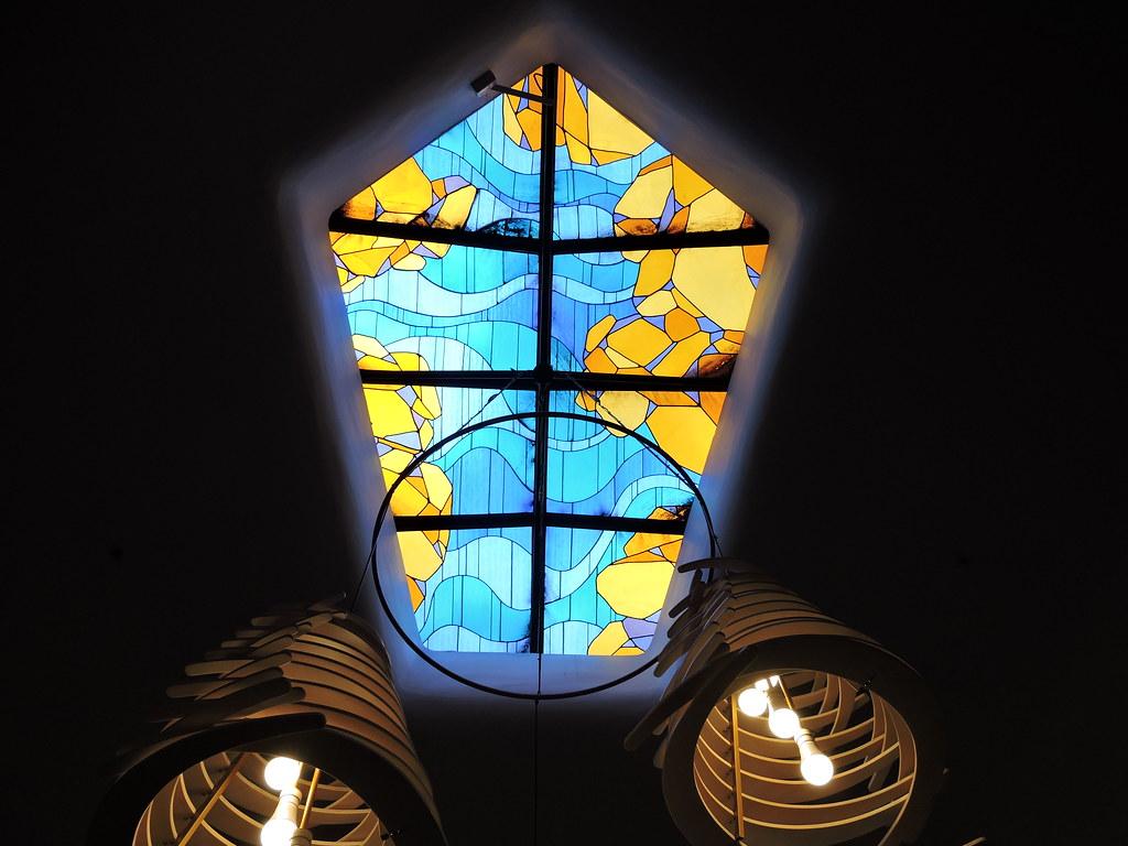 The Sky Light Is Original From Hotels 1984 Opening Boulders Resort Spa 34631 N Tom Darlington Dr Scottsdale Arizona