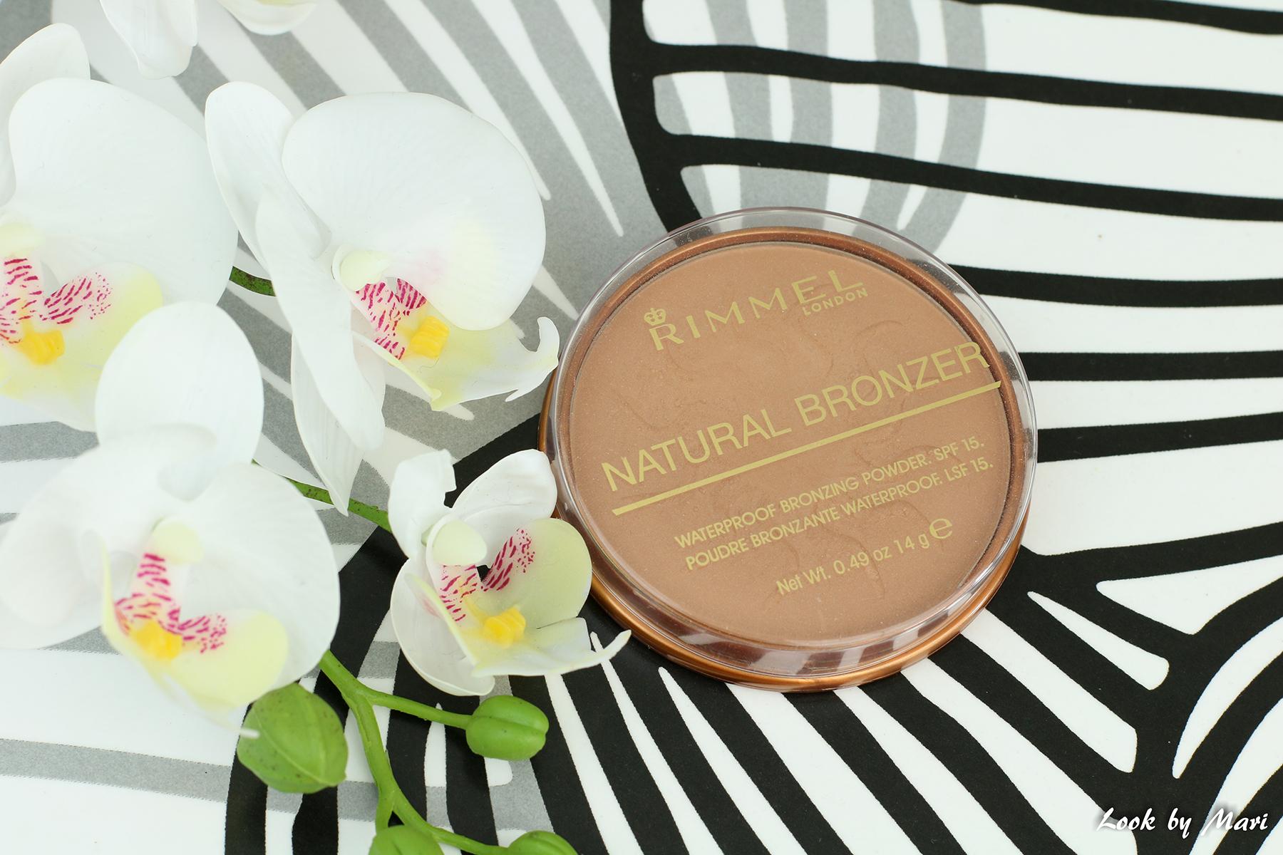 9 rimmel natural bronzer 21 review kokemuksia paras aurinkopuuteri kalpealle iholle
