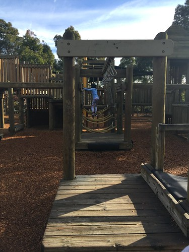 Summer 2017 - Melbourne Playgrounds