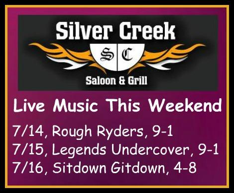 Silver Creek Poster 7-14-17