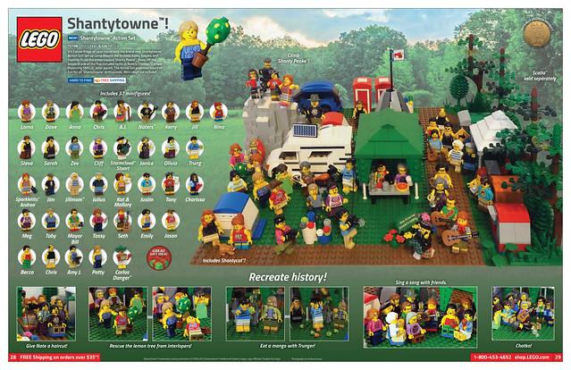 Lego Shantytown(e)