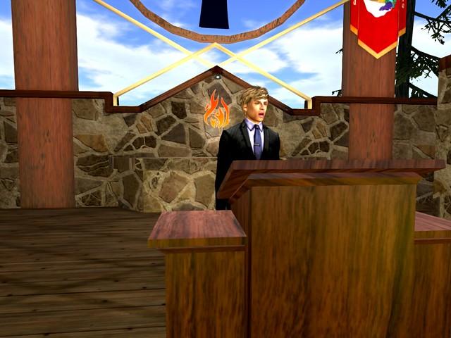 House of Prayer - Reverend Brett Sermonizes