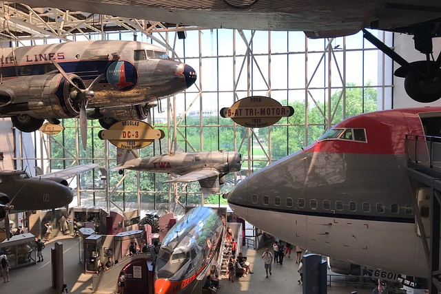 Sat, 2017-06-24 11:30 - National Air and Space Museum