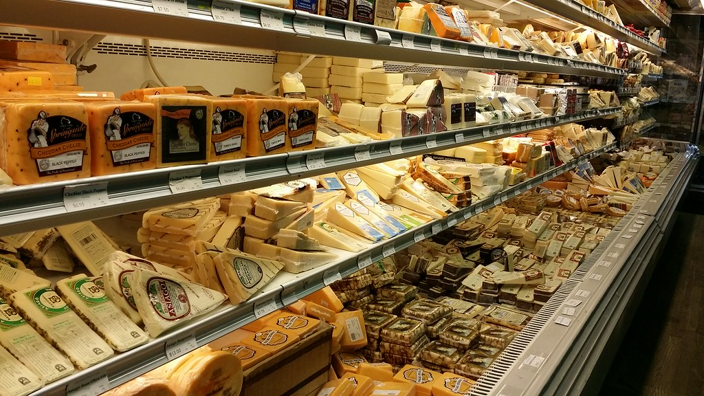 Wisconsin Cheese Mart | Places to See in Milwaukee