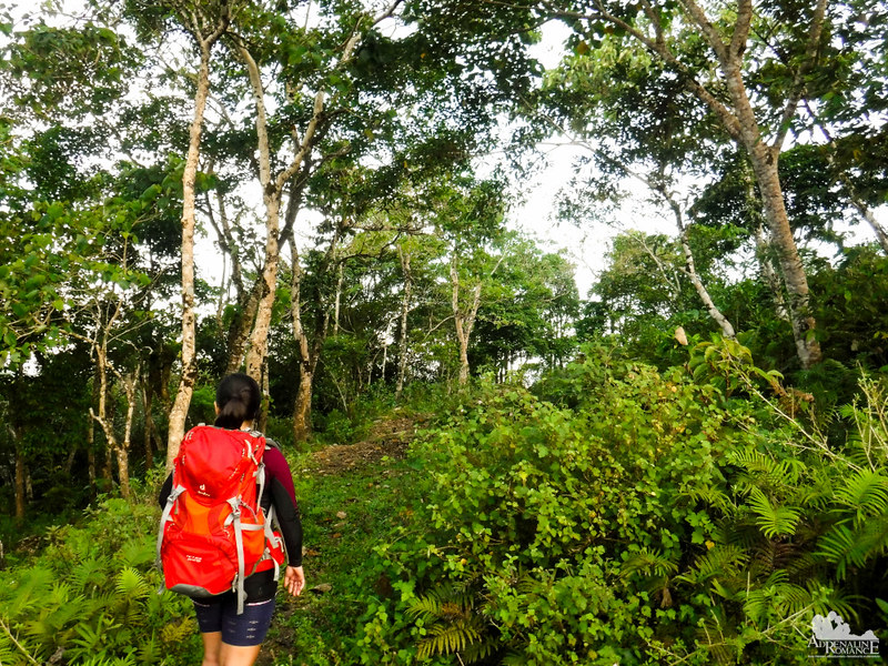 Trekking in Jagna