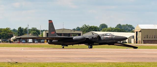 USAF Lockheed U2S Dragon