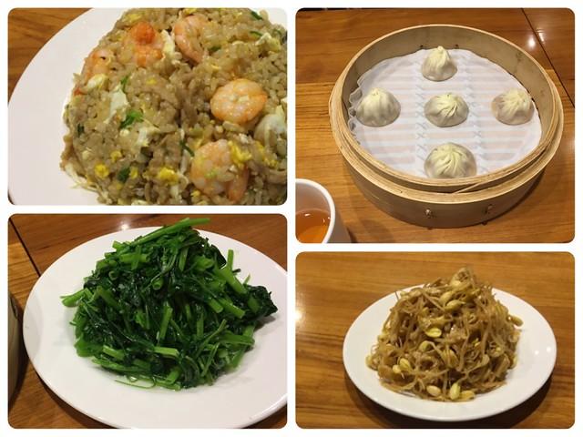 母女倆的豪華晚餐@鼎泰豐新光三越南西店