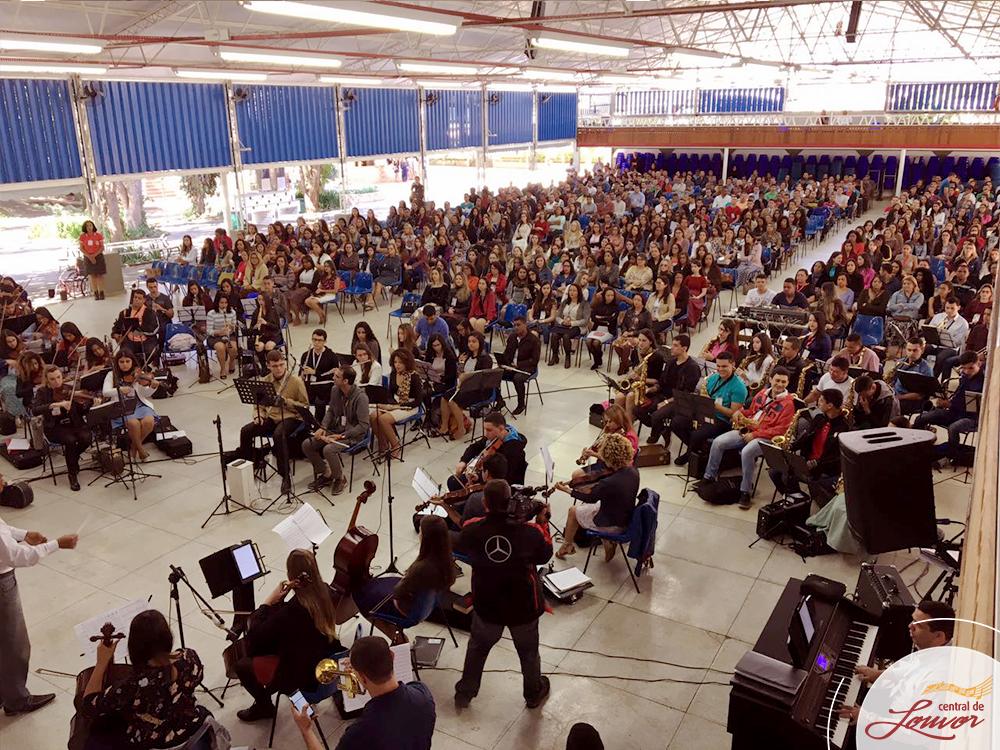 Seminário Regional de Louvor - Região Vale do Rio Doce