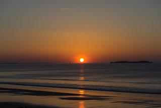 Sunset Cézembre