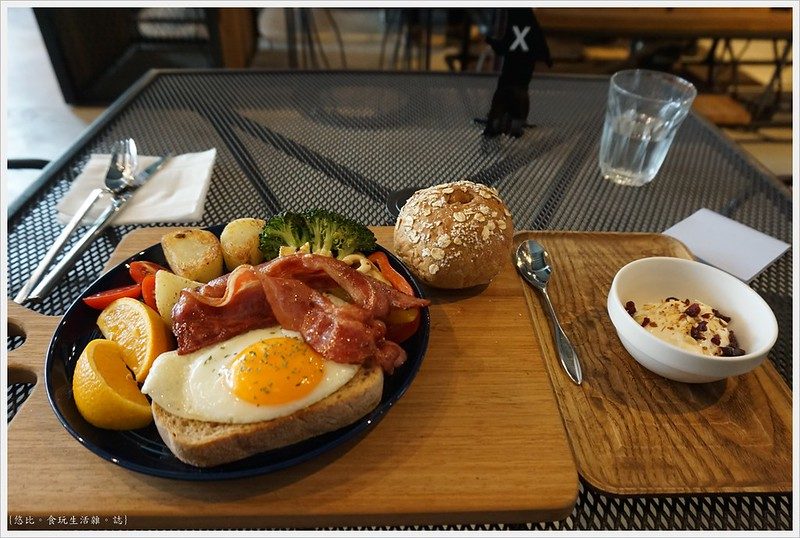 冰河咖啡-貝肯國王的經典早午餐-1