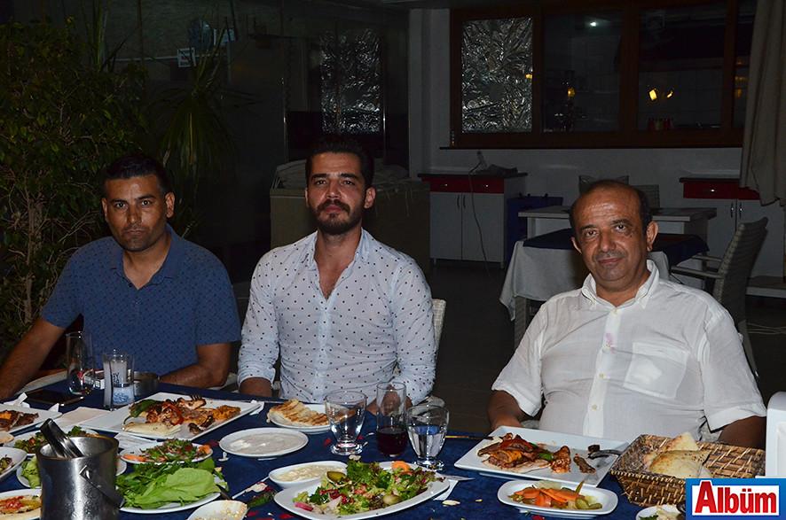 Kerim Şimşek, Mustafa Sever, Nadir Aldemir