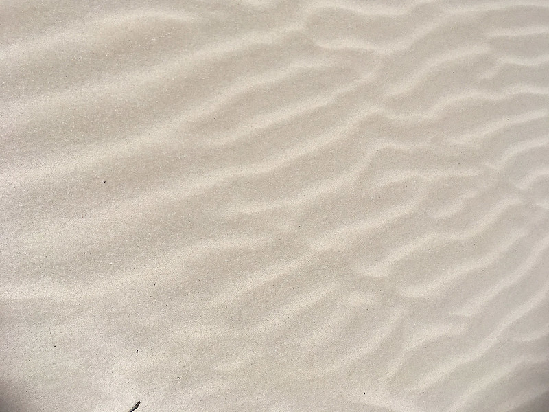 South Australia - Streaky Bay - beach sand