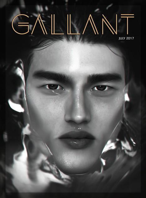 Gallant Magazine - July 2017