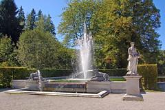 Chiemsee - Herrenchiemsee (26) - Schlosspark