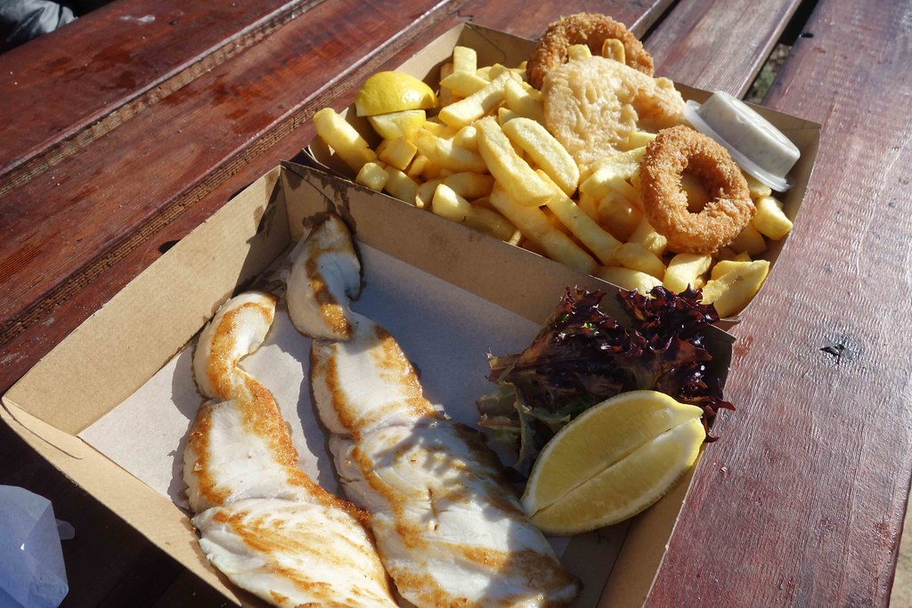 Melbourne - Philip Island - FIsh and Chips