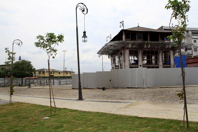Prefeitura abre concorrência para restauro do Pavilhão Universal