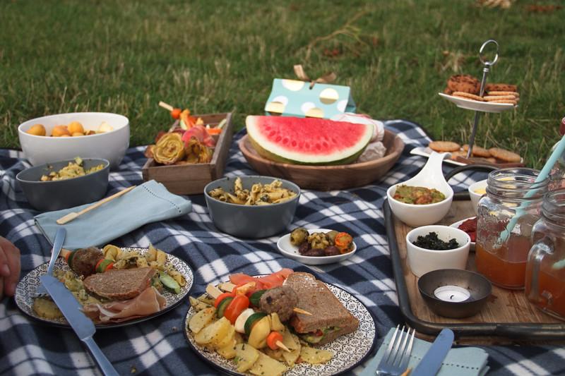 Picknick-leckere-sommerliche-Rezeptideen