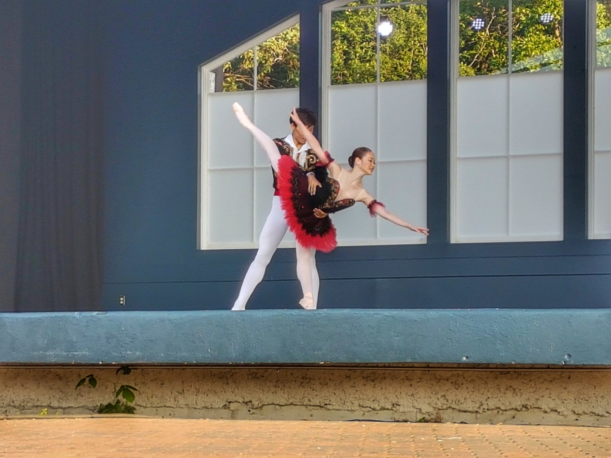 RWB ballet in the park don Quixote 1