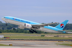HL8046 | Boeing 777-FB5 | Korean Air Cargo