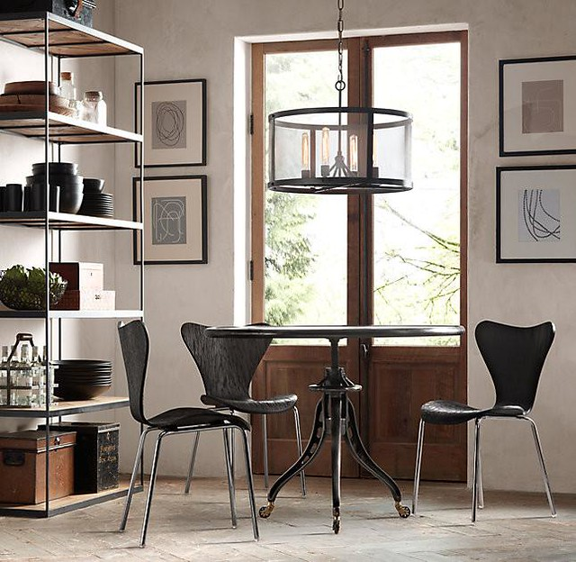Luxury Round Dining Table Room Dos And Donts In Indian: 5 High Ceiling Lighting Ideas For Your Living Room (under