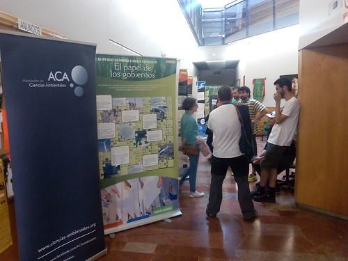 Exposición Clarity del CENEAM en la Casa de la Cultura de Cangas de Onis,Asturias