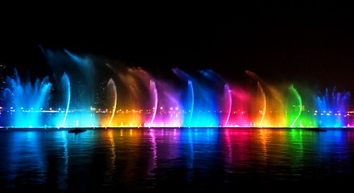 Al Majaz fountains