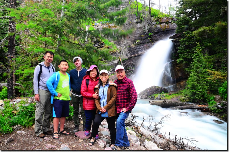 Baring Falls 1