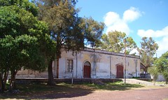 Ferrocarril Mexicano -  Former Teotihuacan Passenger Station